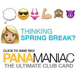 Panamaniac Card