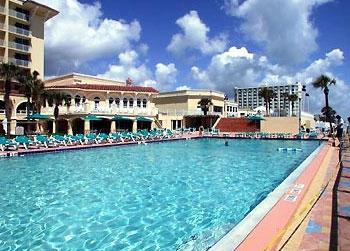 Daytona Beach Resort Map Hotel The Plaza Spa