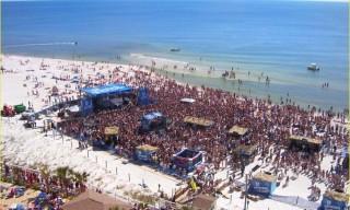 Panama City Beach Spring Break Photos