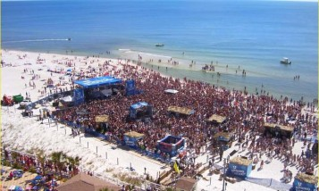 Panama City Beach Spring Break Photos