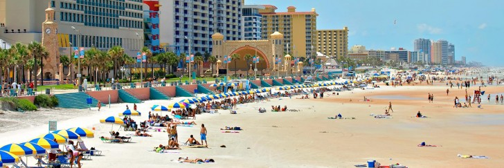 Daytona Beach Florida Spring Break